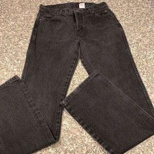 Harley Davidson bootcut jeans size 6L GUC